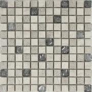 MM2307 mosaïque izmir gris