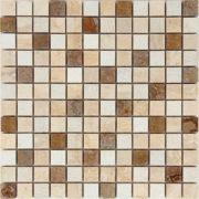 MM2314 mosaïque travertin