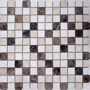 MM2315 mosaïque mixte emperador
