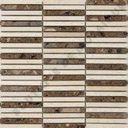 MMV19 mosaïque bora emperador 30 x 30 cm
