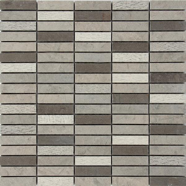 MMV23 mosaïque rim gris 30 x 30 cm