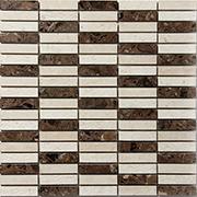 MMV24 mosaïque rim emperador 30 x 30 cm