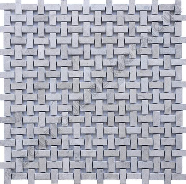 MMV42 mosaïque petit gris 28.5 x 28.5 cm