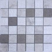 MM4815 mosaïque thala gris - gris foussana