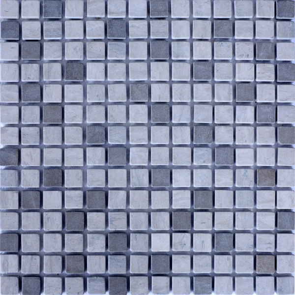 MM2003 mosaïque thala gris - gris foussana sans liquide