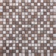 MM1518 mosaïque mix travertin