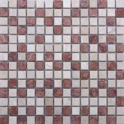 MM2009 mosaïque mix rouge
