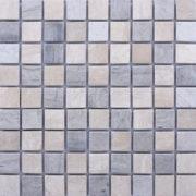MM3017 mosaïque thala beige - thala gris