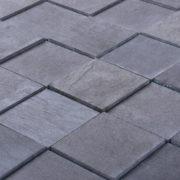 MM4831 mosaïque milano gris