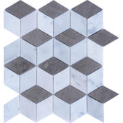 MMV47 mosaïque padova bianco