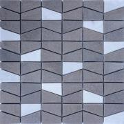 MMV48 mosaïque erika gris