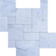 MMV57 mosaïque lucca bianco