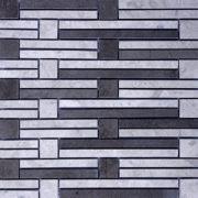 MMV65 mosaïque antica gris