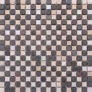 MM1519  mosaïque mix beige