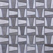 MMV118 mosaïque kamelio gris