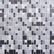 MMV137 Application Mosaïque quadro gris